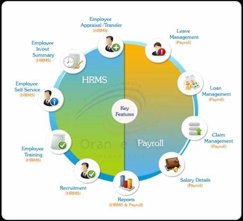 Human Resource Management System Hrms In Anandnagar