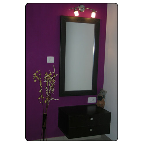 Wall Mounted Dressing Tables