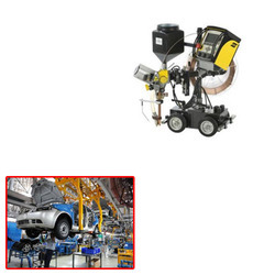 Tractor Welding Machine for Automobile Industry
