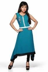 Beautiful  Bollywood Style Casual Kurti