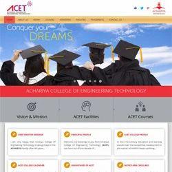 College Website Designing