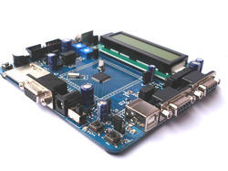 ARM 7 LPC2148 Development Board