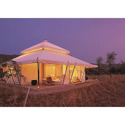 Luxury Mughal Tents