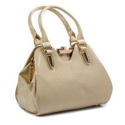 Alonzo Cream Colour Handbags