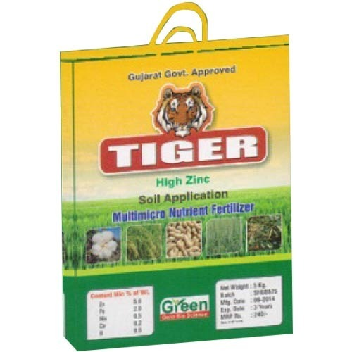 Tiger Nutrient Fertilizer