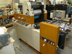 Itek 3985 Two Color Mini Offset Machines