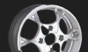 Four Wheeler Alloy Wheels SA-498