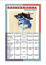 RKI-111 Surface Planer with Circular 13x60, Automation Grade: Manual