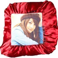 Satan Frill Cushion