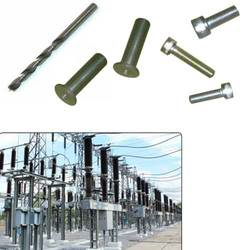 Industrial Hardware Components for Electical Industry