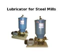 Lubricator for Steel Mills