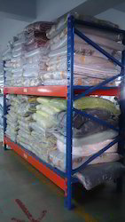 Fabric Storage Warehouse Rack