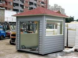Guard Huts in Gurgaon Haryana Manufacturers Suppliers of Guard Huts