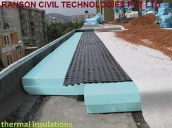 R-Thermoseal  Roof  Insulation and waterproofing
