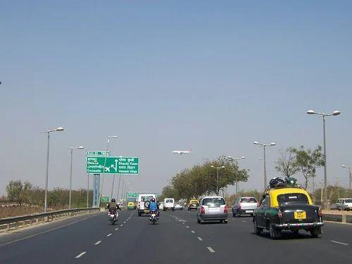 Retro Highway Signage