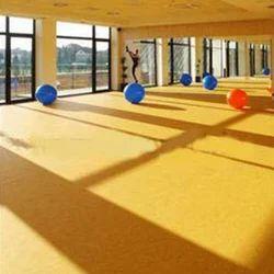 PVC Aerobics Flooring, 4.5 Mm