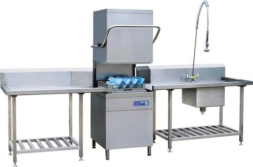 Jivan Engineers Hood Type Dish Washer