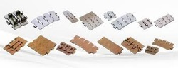 Modular Protrude Plastic Belt
