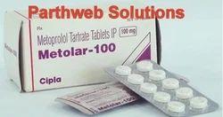 Metolar (Metoprolol Tartrate Tablets)