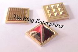 91 Brass Vastu Pyramid Yantra