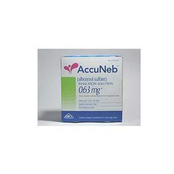 Accuneb Solution