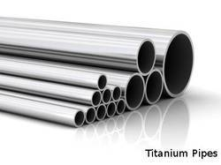 Titanium Grade 2 Pipes