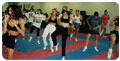 Kick Boxing and Body Combact
