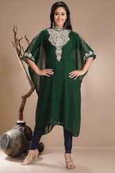 Short Kurti For Arabian Ladies