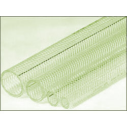 Clear Reinforced PVC Hose Pipe