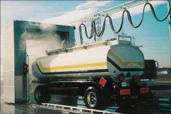 NWS HP Vehicle Washing System