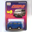 Toy Van And Taxi