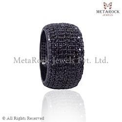 Pave Diamond Designer Ring