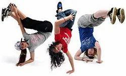 Hip Hop Training Dance