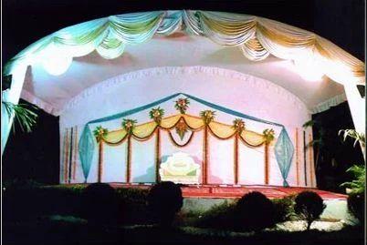 Wedding pandal decoration in gondia rail toli by allied accessory wedding pandal decoration thecheapjerseys Images