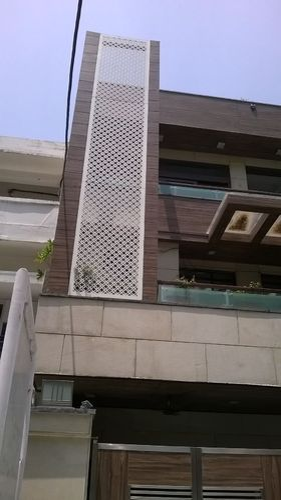 Exterior wooden cladding exterior elevation cladding - Exterior cladding cost comparison ...