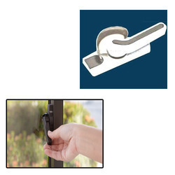 Crescent Lock for Doors