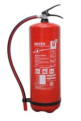 Firestop Water Fire Extinguisher, Capacity: 9 L