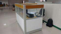 Half Height Cabin Modular Workstations