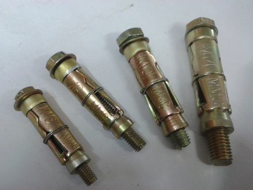 Anchor Fasteners Rawl Bolt M6 Importer From New Delhi