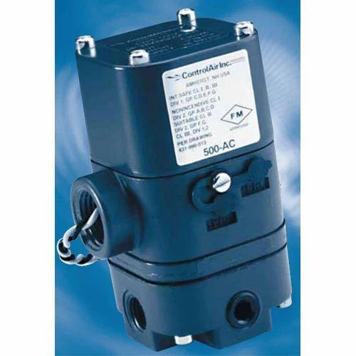 Electropneumatic Transducer (I/P, E/P