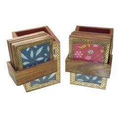 Handcrafted Tea Coasters