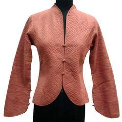 Ladies Button Down Jacket