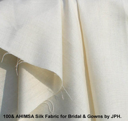 Ahimsa Silk Fabric
