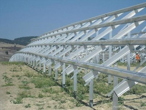 Solar Panel Mounting Structure Manufacturer From Jaipur