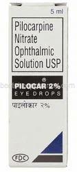 Pilocar Eye Drop