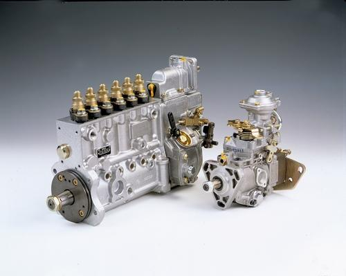 Diesel Fuel Injection Pump And Automobile Turbocharger