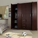 Wardrobe Wall Paneling Designing