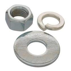Zinc Plated Nuts Bolt