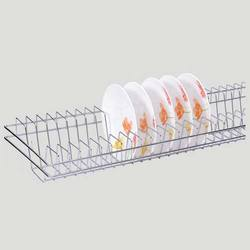 Stainless Steel Plate Rack