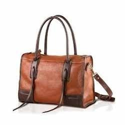 Women s Leather Handbag - View Specifications   Details of Ladies ... b23ea4eae